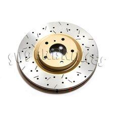 Тормозной диск DBA 42308XS для Nissan 350Z, Murano, Infiniti G25, G35, G37, M35, M45, FX35, FX45, QX60