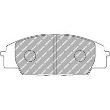 Тормозные колодки FERODO FDS1444 для HONDA S2000, CIVIC, ACURA RSX