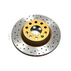 Тормозной диск DBA 42807XS для Skoda Octavia RS, VW Golf MK5 GTi, JETTA, PASSAT, SCIROCCO