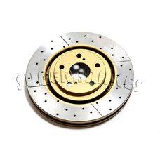 Тормозной диск DBA 2739X Lexus RX
