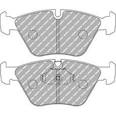 FERODO FCP1073H DS2500 Колодки перед для BMW M3 E46 330 / M5 E39 520/523/528/530/535 / X3 E83