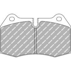 Тормозные колодки FERODO FCP1561H для NISSAN 350Z (brembo), HONDA  INTEGRA
